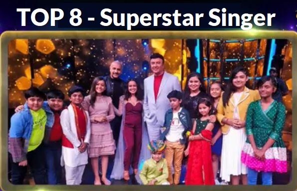 top 8 contestants