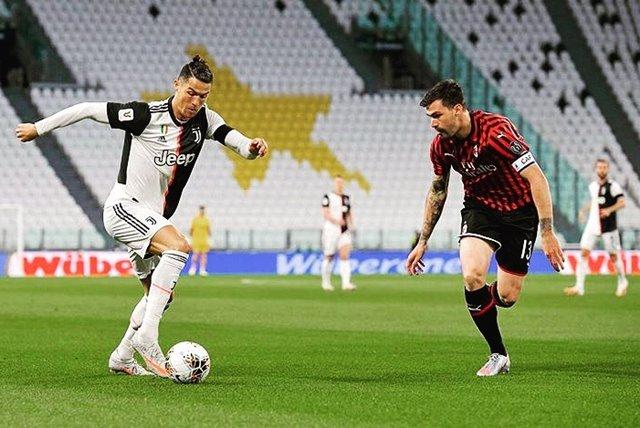 AC Milan Vs Juventus - IG