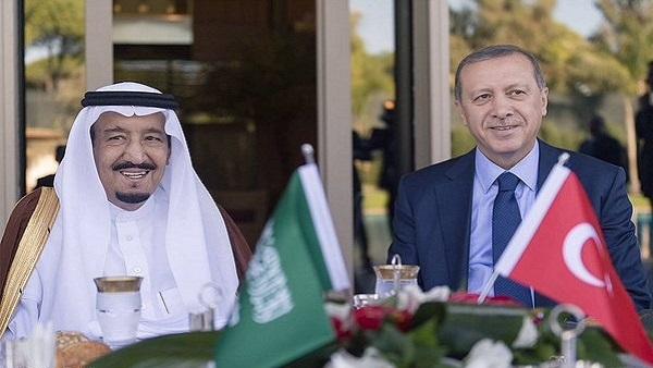 «أردوغان» يفاجئ ملك السعودية بأمنية يرجوها من «السيسي»