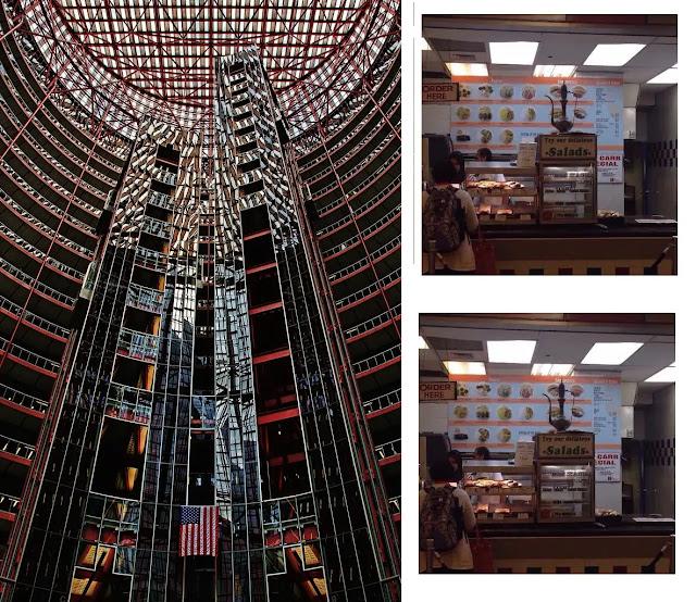 Atrium Mall Chicago, USA