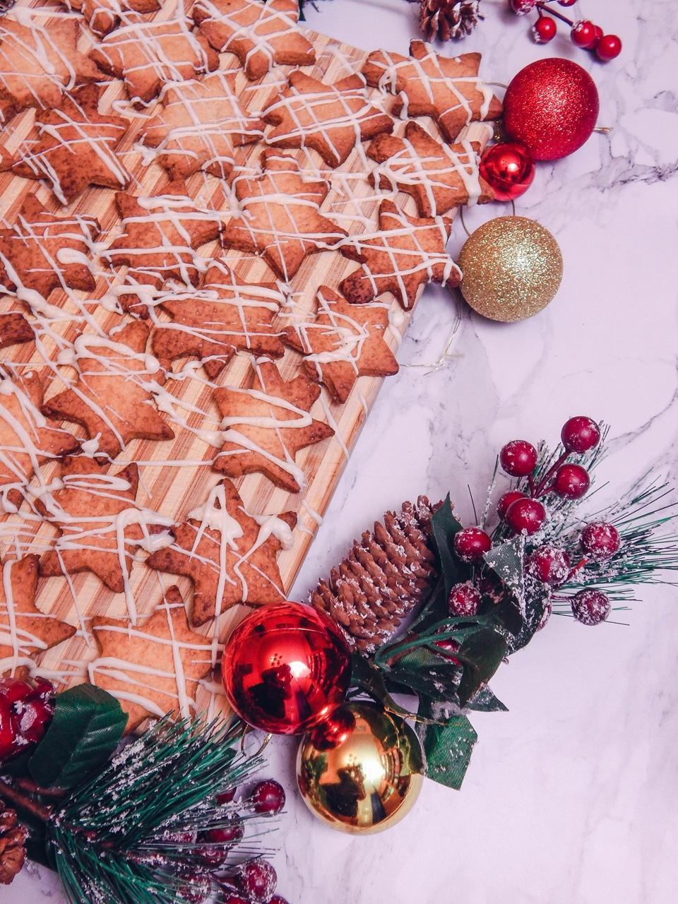 2 Pierniczki inaczej, prosty szybki, łatwy przepis na pierniki ciastka kruche, świąteczne ciastka, ciastka na choinkę jak zrobić pierniki ciastka gwiazdki, blog kulinarny łódź, lifestyle melodylaniella