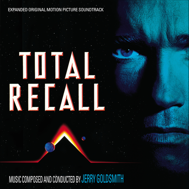 Chronological Scores / Soundtracks: Total Recall (1990)