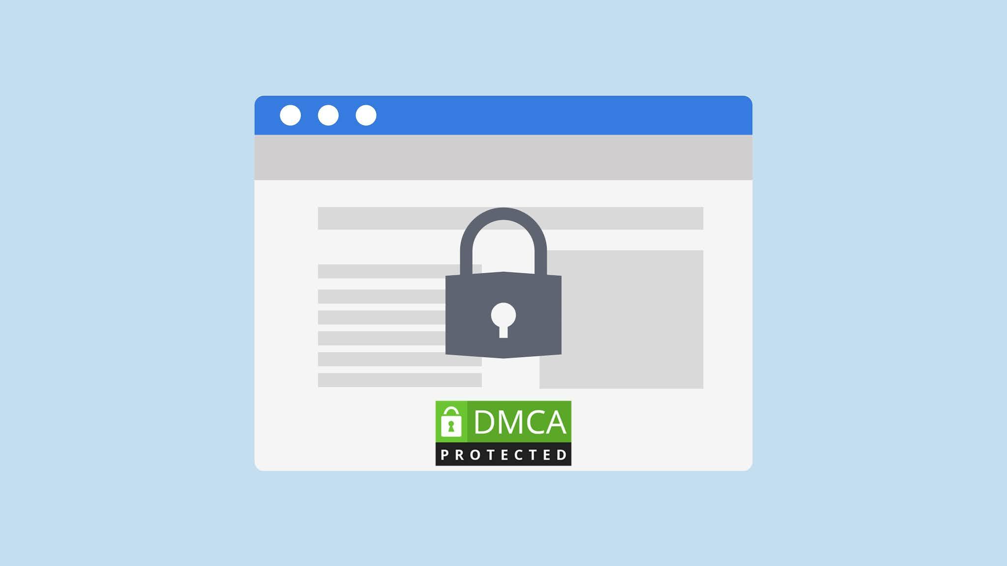 Hak Cipta DMCA