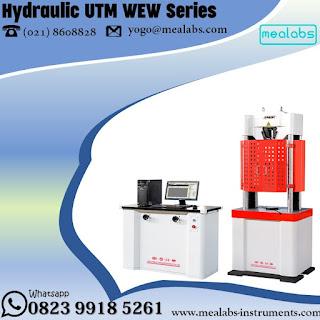 Alat Uji UTM Hydraulic 1000 KN