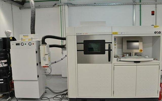 Τρισδιάστατος εκτυπωτής του ΑΠΘ μπορεί να παράγει 100 βαλβίδες αναπνευστήρων ανά δύο ημέρες