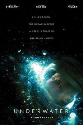 Kẻ Săn Mồi Đáy Biển - Underwater (2020)