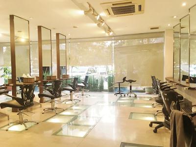 Review Roger's Salon Dago Bandung