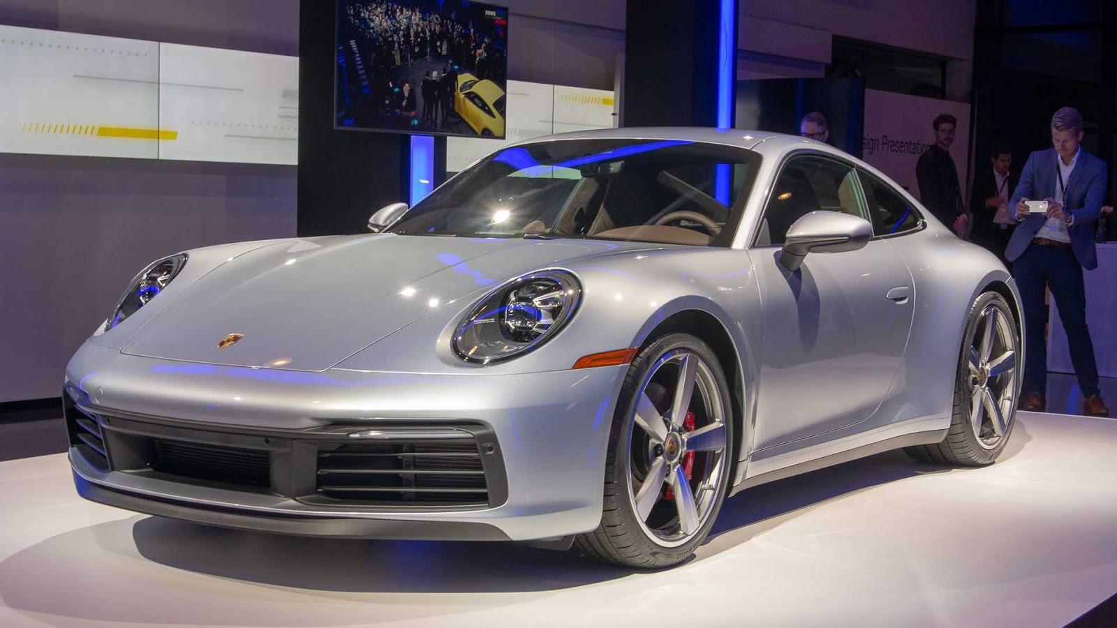 2020 Porsche 911 Carrera S First Drive Review Automotive News