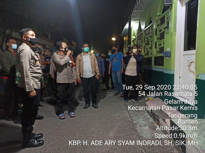 Hanya Dalam Waktu 4 Jam, Polresta Tangerang Bekuk Pelaku Pencoretan Mushola di Pasar Kemis