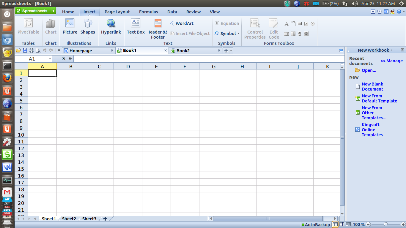 Blog Wps Office Is Possibly The Best Find For Linux Users In A Long While