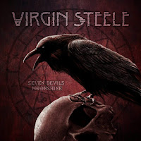 "Ο δίσκος των Virgin Steele ""Seven Devils Moonshine"""