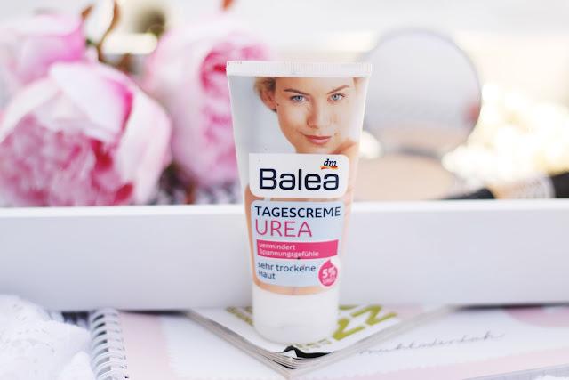 Review Balea Tagescreme mit Urea