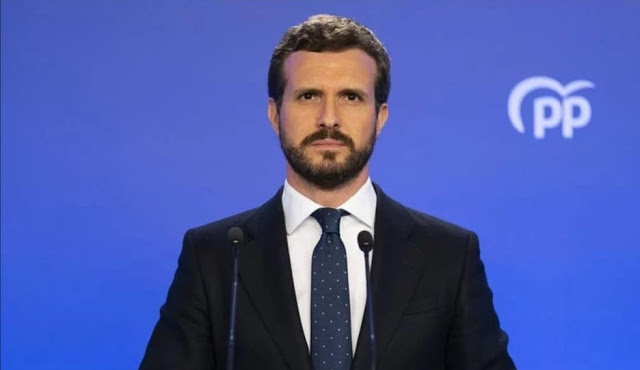 Casado asegura que el acuerdo alcanzado en Europa ha sido gracias al Partido Popular Europeo