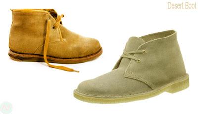 Desert boot, Desert boots