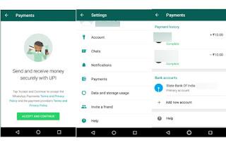 WhatsApp pay guide