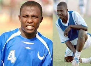 النيجيري يوسف محمد لاعب الهلال من غني الي فقير