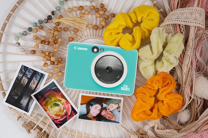 Canon Ivy CLIQ+2 & CLIQ2 Instant Cameras