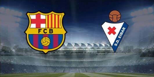 مشاهدة مباراة برشلونة وايبار بث مباشر بتاريخ 19-10-2019 الدوري الاسباني