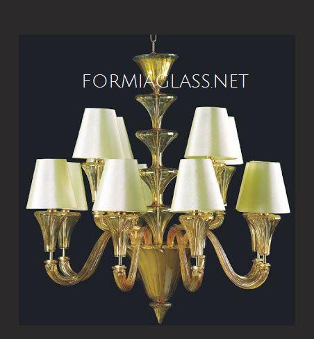 GoldenPower-lampadario-di-murano-in-vetro-soffiato
