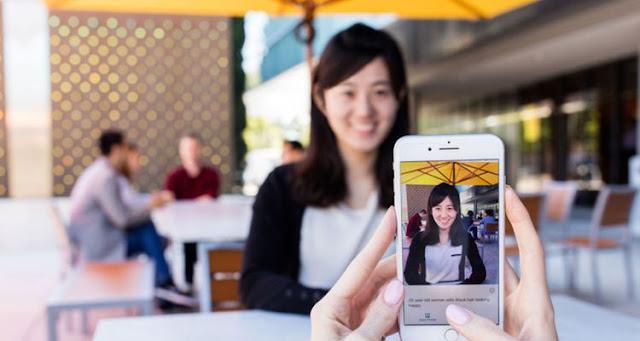 Novo app da Microsoft para iPhone narra o mundo para os deficientes visuais