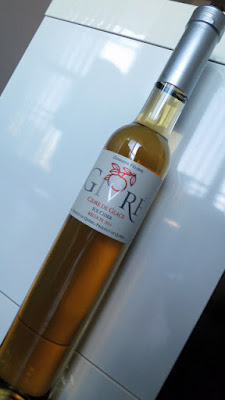 Domaine Félibre Givré Ice Cider 2014 - Product of Quebec, Canada