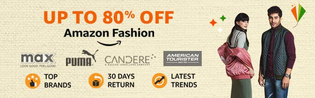 amazon great indian sale fashion