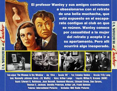 La mujer del cuadro - [1944]