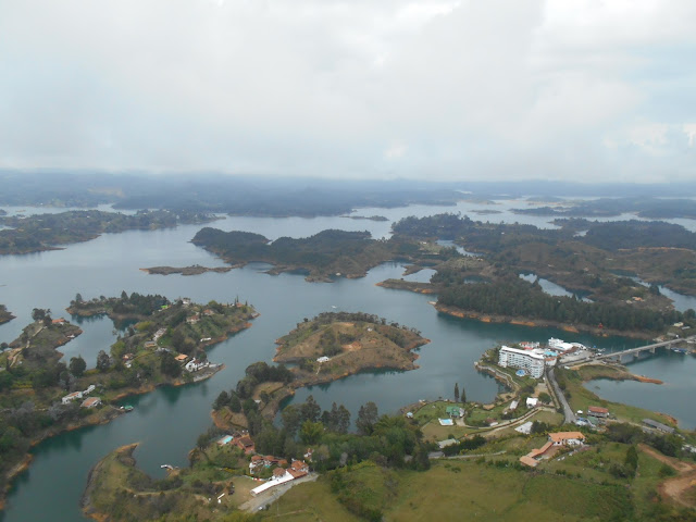 View of Guatape