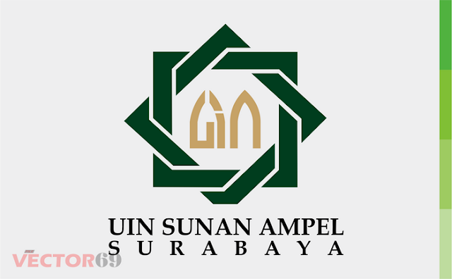 Logo UIN Sunan Ampel (UINSA) Surabaya - Download Vector File CDR (CorelDraw)