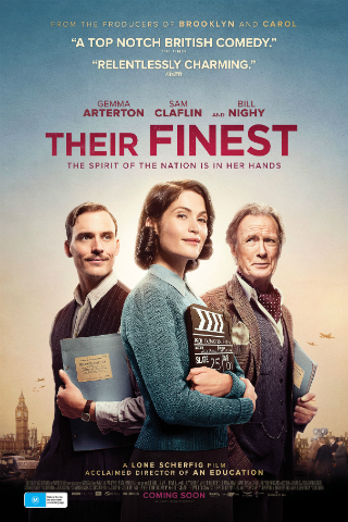 Their Finest [2016] [DVDR] [NTSC] [Subtitulado]