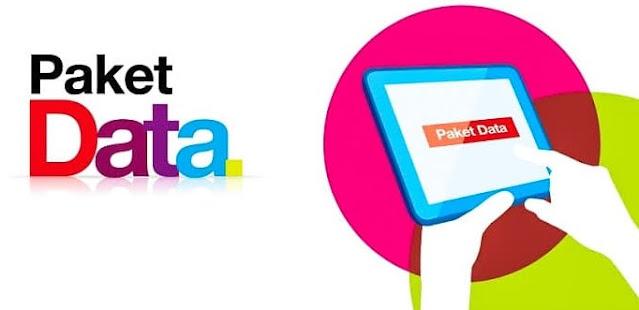Kuota Internet untuk transaksi Bisnis Jual Pulsa