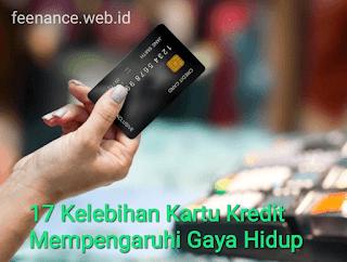 Kelebihan Kartu Kredit