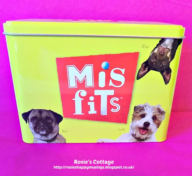 Misfits Limited Edition Tin With Dog Treats