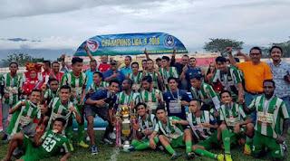 "Dilego Limapuluh Kota, Solok FC Berganti Nama Menjadi ""SEL 50 FC"""