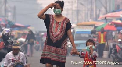 Masyarakat Menanti Jokowi Melunasi Janjinya Melenyapkan Kabut Asap