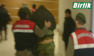 Βίντεο ντοκουμέντο: Καρέ - καρέ η μεταγωγή των Ελλήνων στρατιωτικών στο τουρκικό δικαστήριο