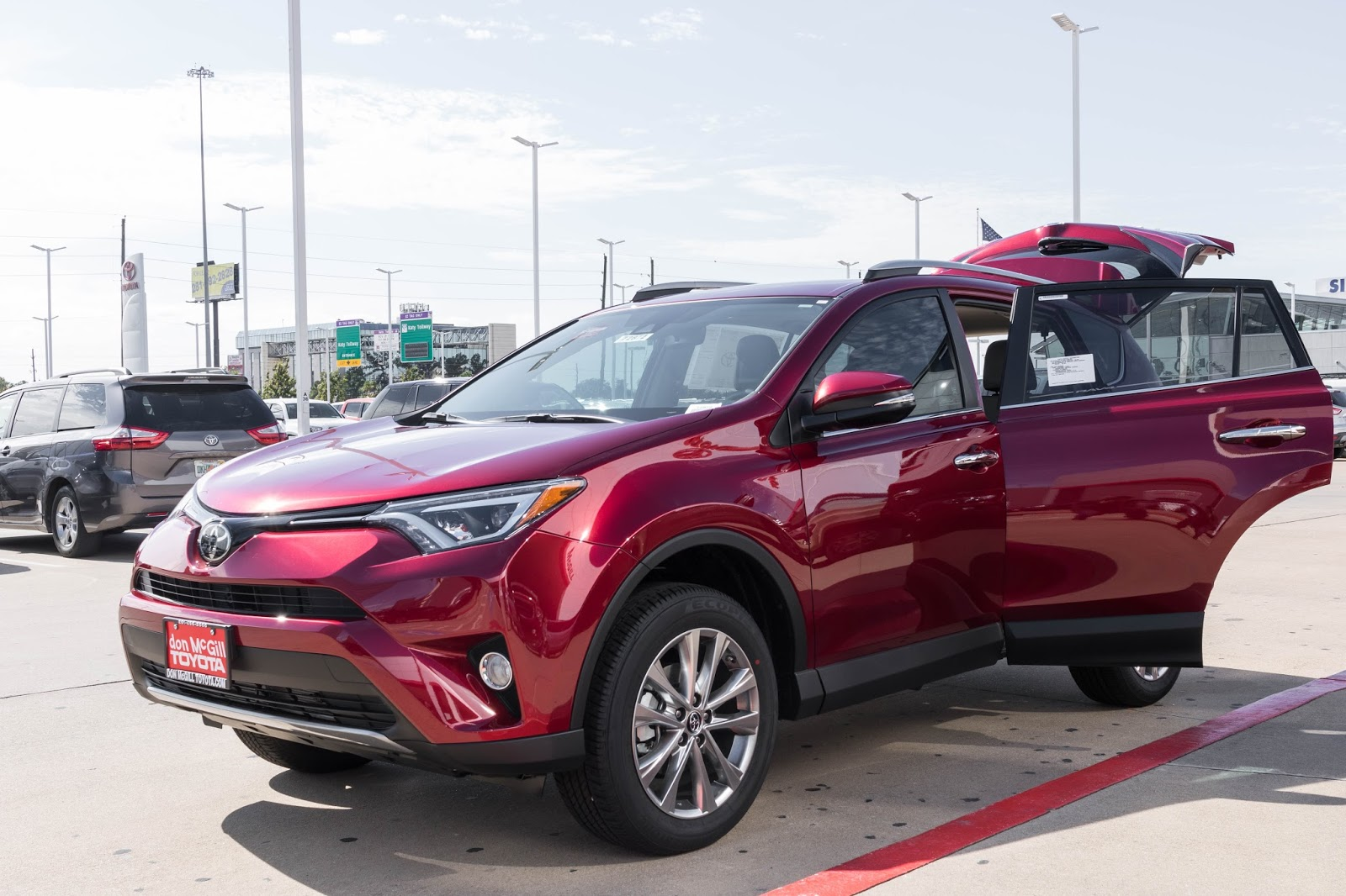 Don McGill Toyota Houston