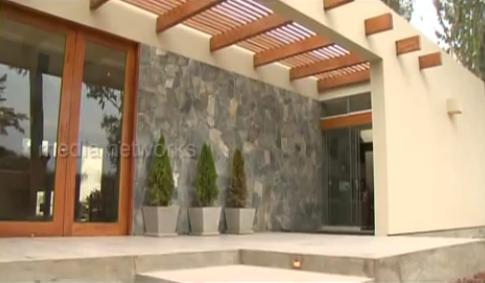 Casa de campo en cieneguilla peru programa linea y punto dise o de casas home house design - Diseno de casas en linea ...
