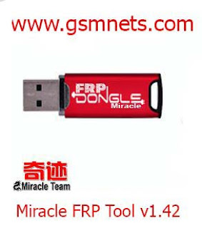 Miracle FRP Tool v1.42 Setup Download