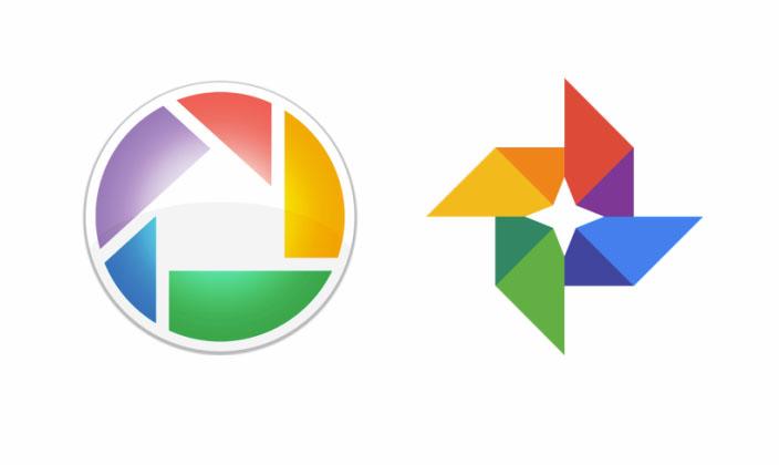 picasa e google photos