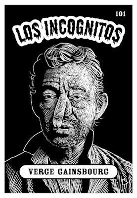 Serge Gainsbourg Los Incognitos
