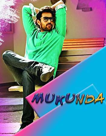 Poster Of Mukunda 2014 Hindi Dual Audio 200MB UNCUT HDRip HEVC Mobile Free Download Watch Online downloadhub.net
