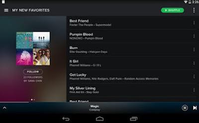 Spotify Music Premium v7.4.0.1788 Mod Apk