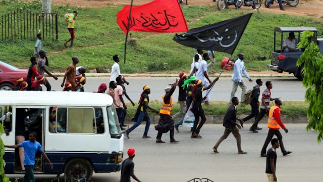 Shi'ites bury four members killed by police in Bauchi