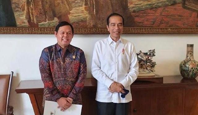 Senator Sultan Dukung Presiden Jokowi Sentil Menteri yang Dinilai Lambat