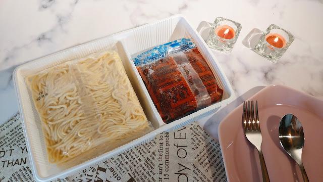義大利醬肉麵內容物-金品