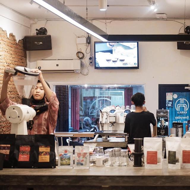 Kara Culture Coffee Malang