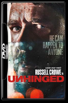 Unhinged [2020] [DVD R1] [Latino]