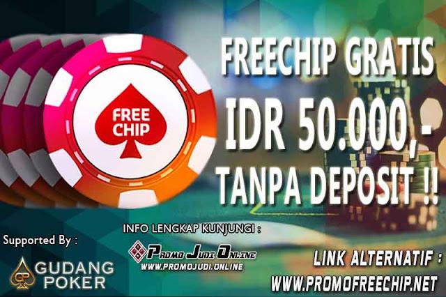 Promo Frechip Game Poker Online Dibulan Juni 2018 Gudangberita