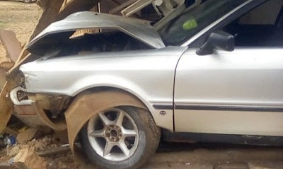 3 Accidents Occur At The Same Spot In Less Than 3 Hours In Benin, Could It Be Witchcraft?